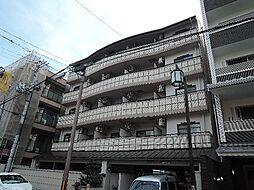 京都府京都市伏見区下油掛町の賃貸マンションの外観