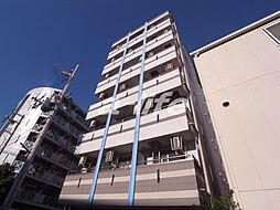 兵庫県神戸市東灘区深江本町3丁目の賃貸アパートの外観