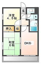 新栄ビル[3階]の間取り