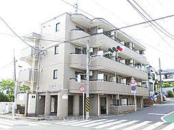 神奈川県座間市立野台2丁目の賃貸マンションの外観
