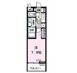 近鉄八田駅 5.8万円