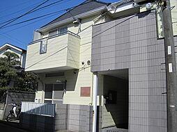 神奈川県横浜市金沢区富岡西2丁目の賃貸アパートの外観
