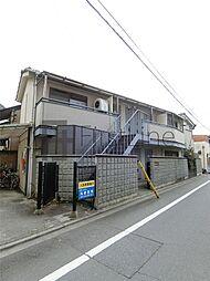 第1吉田ハイツ[205号室]の外観
