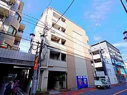 東京都小平市学園東町1の賃貸マンションの外観