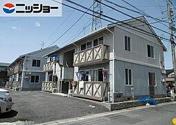 カーサJI[2階]の外観