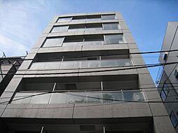 リーヴァ築地[3階]の外観