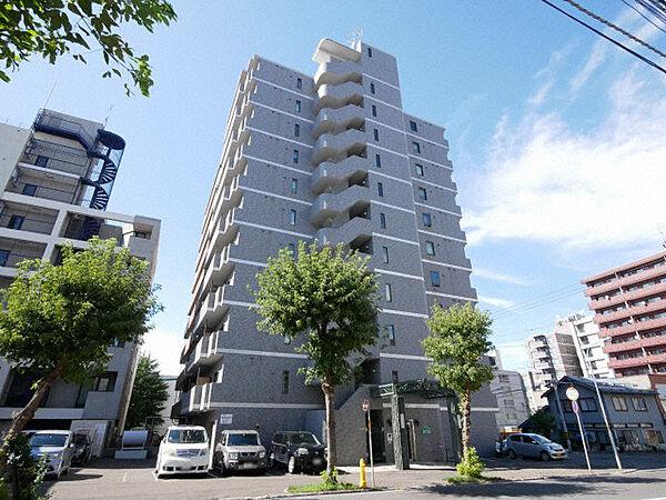 北海道札幌市豊平区豊平二条1丁目の賃貸マンション