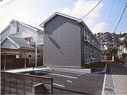 神奈川県横浜市南区弘明寺町字山下の賃貸アパートの外観