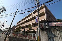 ガーデンコート[3階]の外観