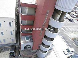 エスポアール北長瀬[4階]の外観