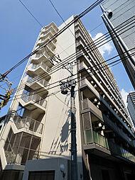 エステムコート難波WESTSIDEⅢドームシティ[8階]の外観