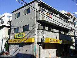 安尾ビル[3階]の外観