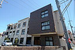 ドムール稲野[3階]の外観