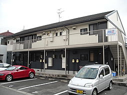 新潟県新潟市秋葉区金沢町4丁目の賃貸アパートの外観