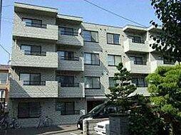 北海道札幌市西区琴似三条3丁目の賃貸マンションの外観