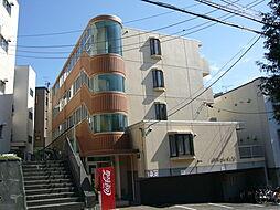 北海道札幌市豊平区平岸五条12丁目の賃貸マンションの外観