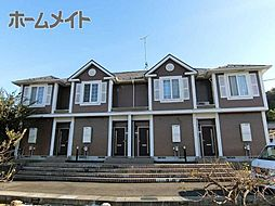 サンシャイン三田 A[1階]の外観