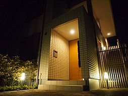 東京都西東京市東伏見2丁目の賃貸マンションの外観