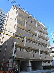 大阪府大阪市北区同心1丁目の賃貸マンションの外観