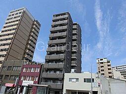 大阪府大阪市福島区海老江5の賃貸マンションの外観