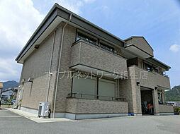 兵庫県たつの市神岡町大住寺の賃貸マンションの外観