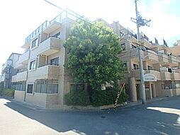 兵庫県神戸市灘区稗原町4丁目の賃貸マンションの外観