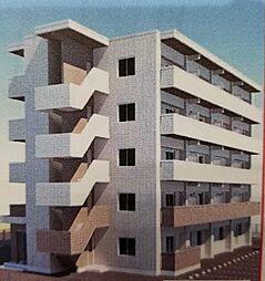 福岡県嘉穂郡桂川町大字豆田の賃貸マンションの外観