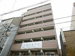 ルミエール駒川[7階]の外観