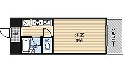 ウイングNO.1[4階]の間取り