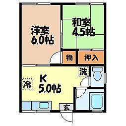 干拓の里駅 3.2万円