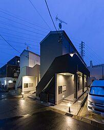 セイント稲毛Duo[1階]の外観