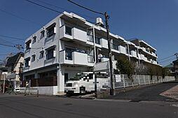 千葉県市川市大和田3丁目の賃貸マンションの外観