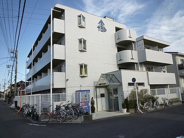 TOP久喜第一 3階の賃貸【埼玉県 / 久喜市】