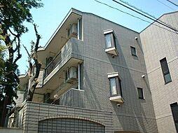 東京都練馬区中村の賃貸マンションの外観