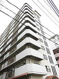 江南町スカイマンション[11階]の外観