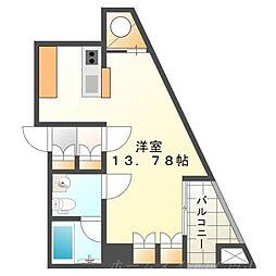 INFINITY22[4階]の間取り