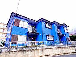 埼玉県富士見市針ケ谷1丁目の賃貸アパートの外観