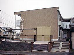 レオパレス栗木コーポ[2階]の外観