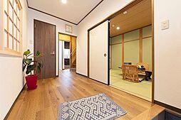 上本町西 中古戸建 3DKの内装