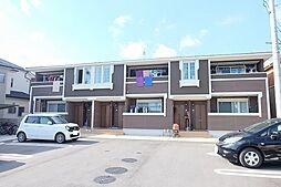 愛知県春日井市篠木町7丁目の賃貸アパートの外観