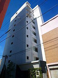 グラート西田辺[7階]の外観