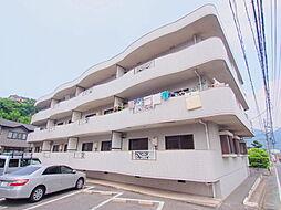 広島県安芸郡海田町三迫1丁目の賃貸マンションの外観