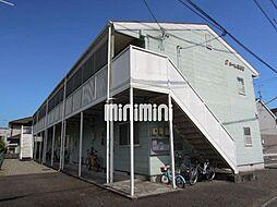 静岡県静岡市清水区八木間町の賃貸マンションの外観