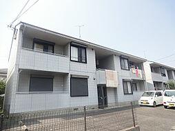 シャトレ岡田C棟[1階]の外観