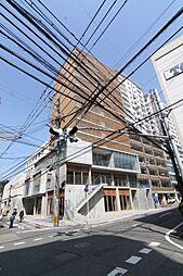 福岡県福岡市中央区今泉1丁目の賃貸マンションの外観