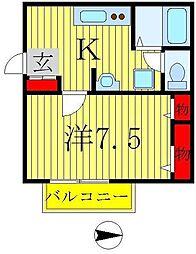 五反野駅 6.4万円
