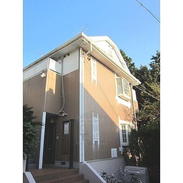 Hills Motoyama[2階]の外観