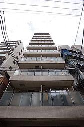 スペースアメニティ溝口[4階]の外観
