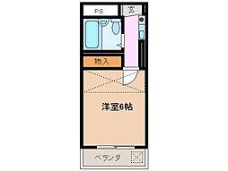 川原町駅 2.1万円