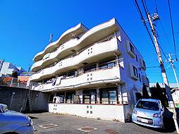 エクセル浜崎[2階]の外観